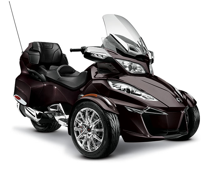 2014 can am spyder rt limited review. Black Bedroom Furniture Sets. Home Design Ideas