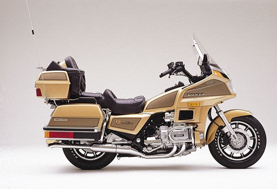 1985 Honda GL1200 Gold Wing