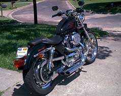 2002 Harley Davidson Sportster XL1200C