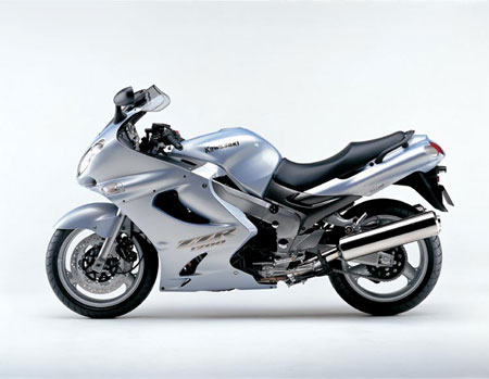 2003 Kawasaki ZZ-R1200
