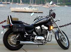 2003 Suzuki Intruder VS1400