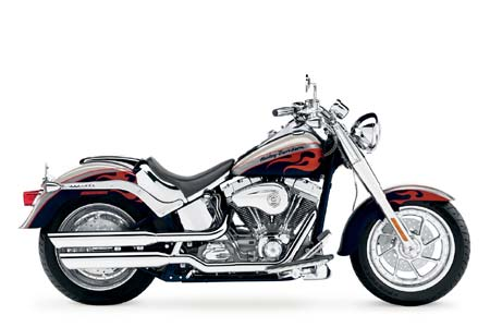 2006 Harley Davidson FLSTFSE2 Screamin' Eagle Fat Boy