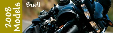 New 2008 Buell Motorcycles Models