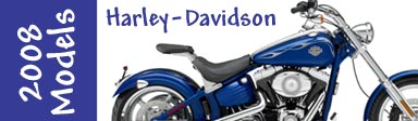 New 2008 Harley-Davidson's are here!