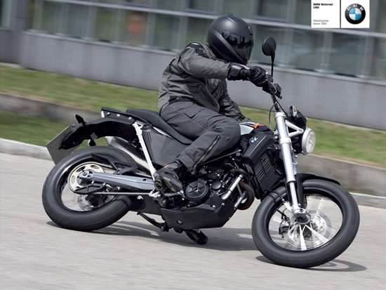 2009 BMW G650X Country