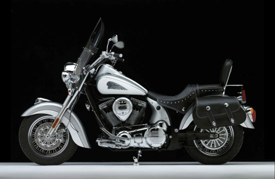 2009 Indian Chief Roadmaster