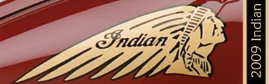2009 Indian Motorcycles