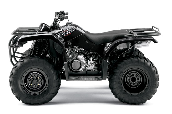 2009 Yamaha Grizzly 350 2WD