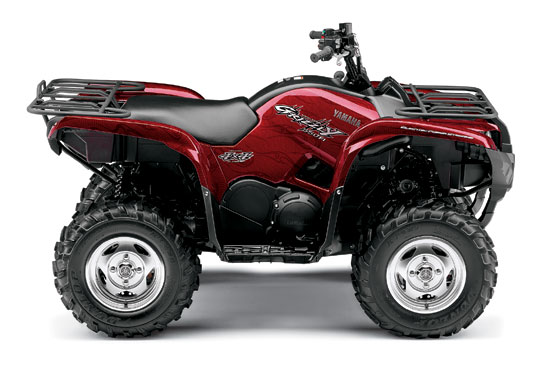 2009 Yamaha Grizzly 550 FI EPS Special Edition
