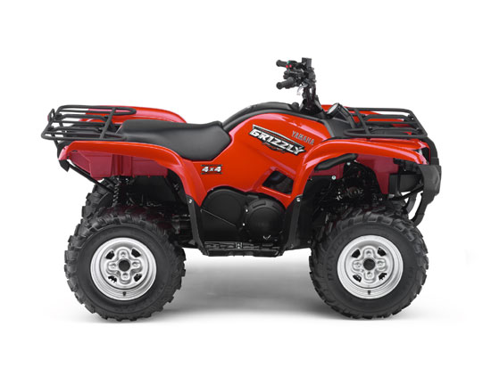 2009 Yamaha Grizzly 700 FI EPS