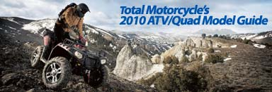 2010 Total Motorcycle ATV/Quad Guide