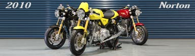 2010 Norton Motorcycles - The Rebirth