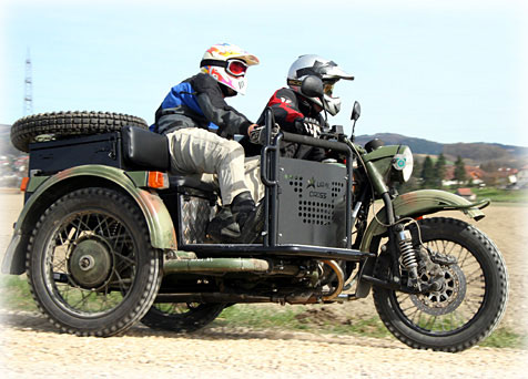 2010 Ural Cross