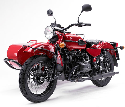 2010 Ural Retro Red October Limited Edition
