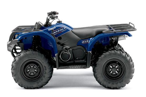2010 Yamaha Grizzly 450 4x4 IRS
