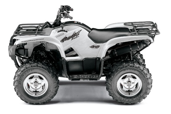 2010 Yamaha Grizzly 700 FI 4x4 EPS Special Edition