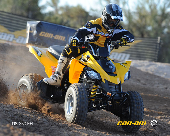 2011 Can-Am DS 250