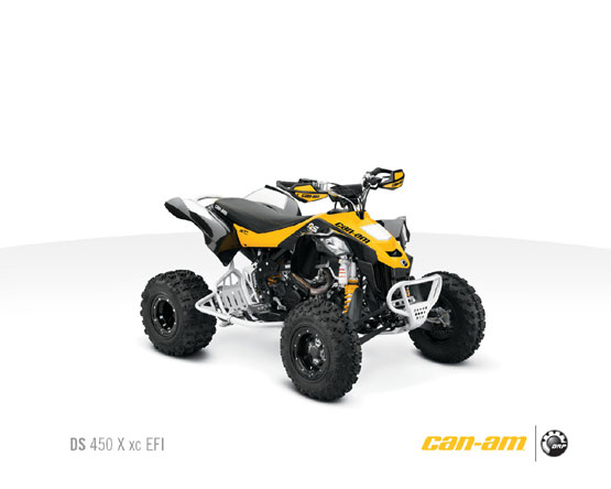 2011 Can-Am DS 450 X XC
