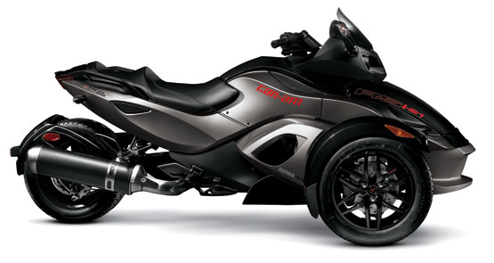 2011 Can-Am Spyder RS-S