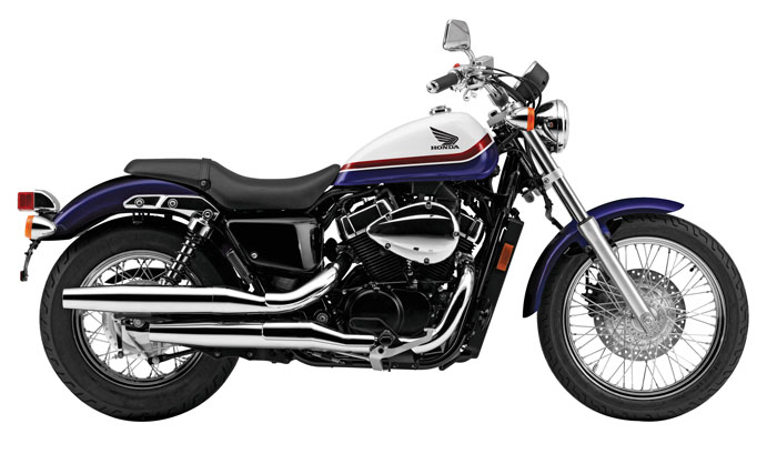 2011 Honda Shadow RS VT750RS