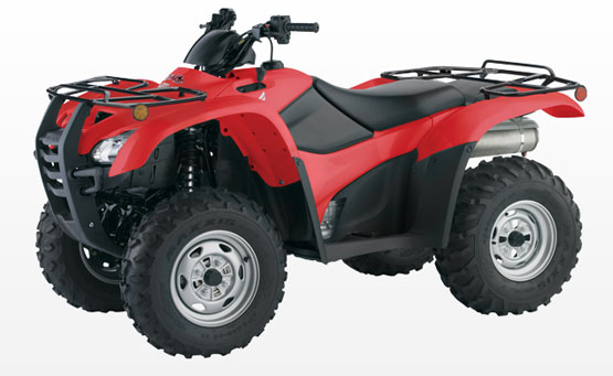 2011 Honda TRX420PG Canadian Trail Edition with Electric Power Steering