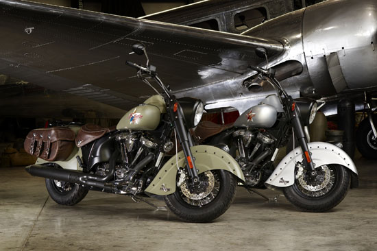 2011 Indian Chief Bomber