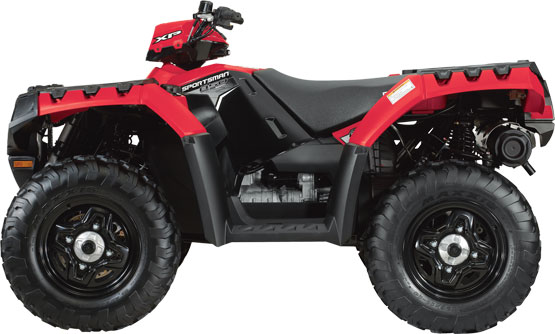 2011 Polaris Sportsman XP 850