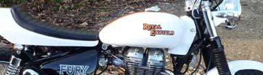 Royal Enfield goes wild for 2011