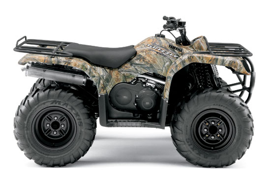 2011 Yamaha Grizzly 350 2WD