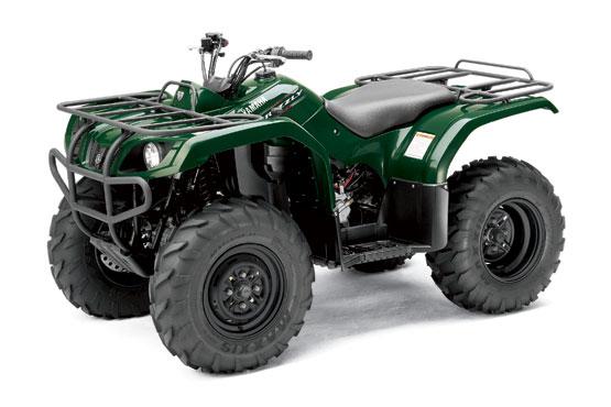 2011 Yamaha Grizzly 350 4x4