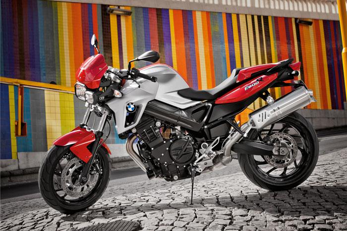 2012 BMW F800R
