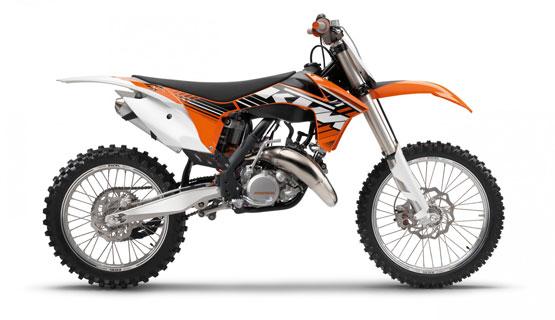 2012 KTM 125SX