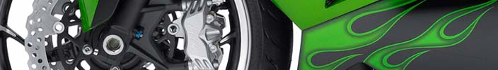 Let the Good Times Roll with the new 2012 Kawasaki motorcycles