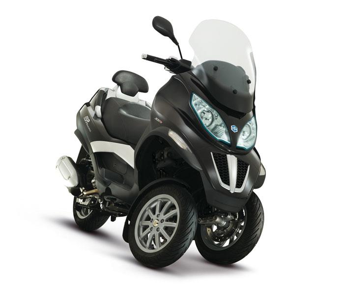 2012 Piaggio Mp3 Touring 125 I.E.
