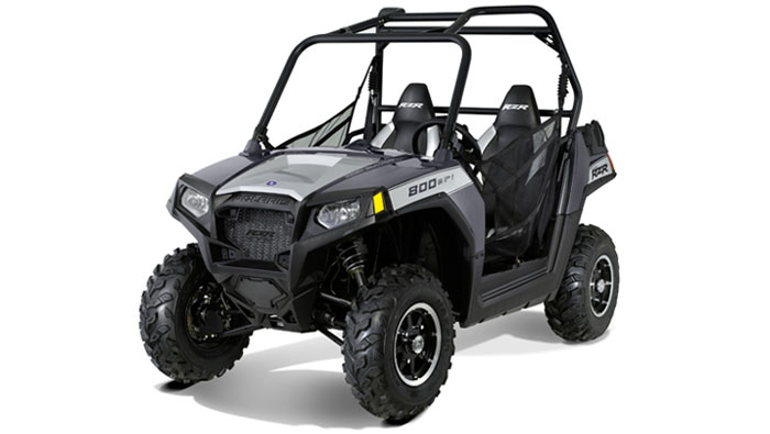 2012 Polaris Ranger RZR 800 Magnetic Metallic LE