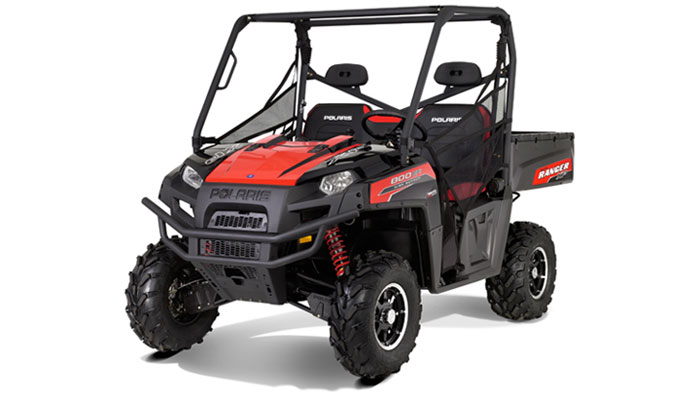 2012 Polaris Ranger XP 800 Walker Evans LE