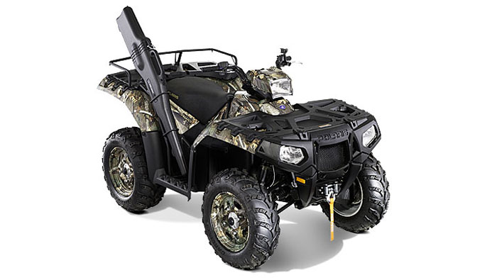 2012 Polaris Sportsman 550 EPS Browning LE