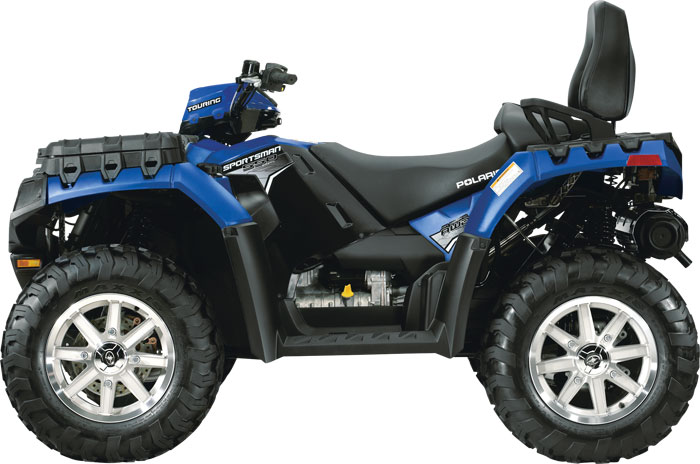 2012 Polaris Sportsman Touring 550 EPS