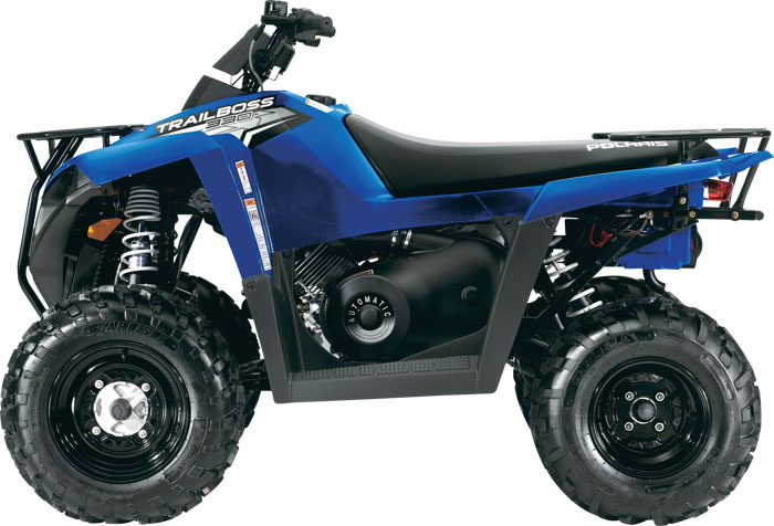 2012 Polaris Trail Boss 330