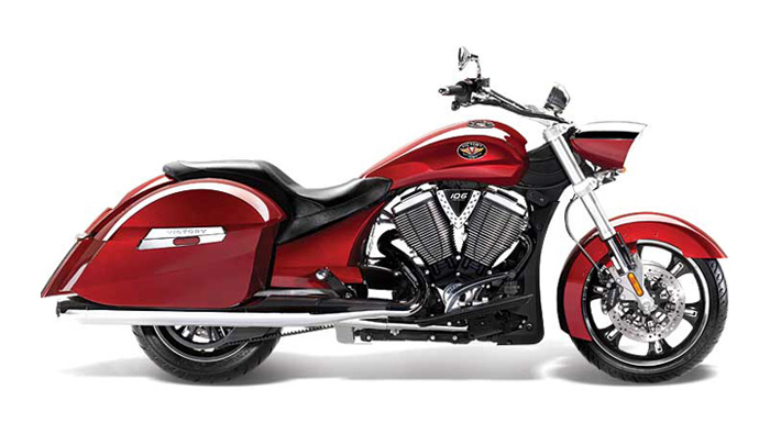 2012 Victory Cross Roads
