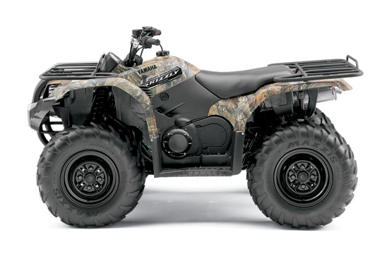 2012 yamaha grizzly 450 auto 4x4 eps review for Yamaha kodiak 700 top speed