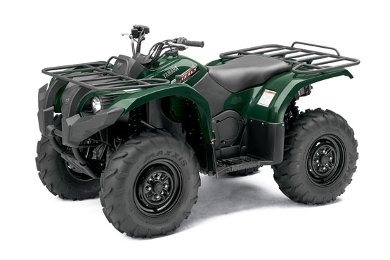 2012 Yamaha Grizzly 450 Auto 4x4 EPS