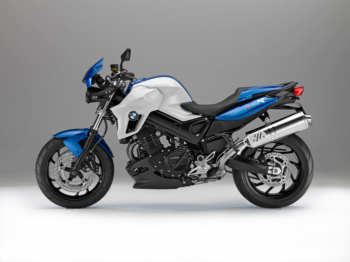 2013 BMW F800R Dynamic Package