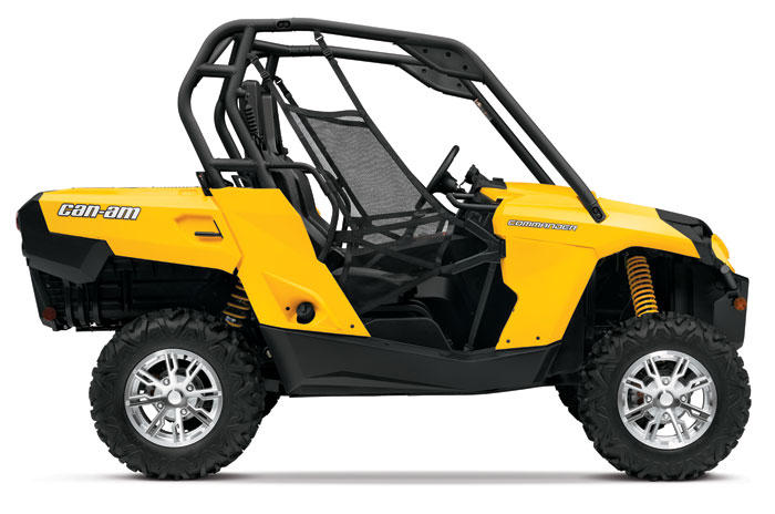 2013 Can-Am Commander 1000 DPS