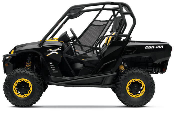 2013 Can-Am Commander 1000X
