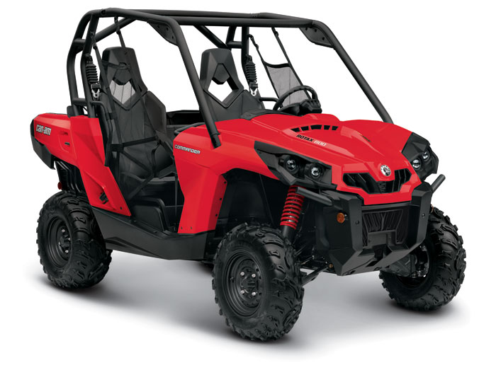 2013 Can-Am Commander 800R