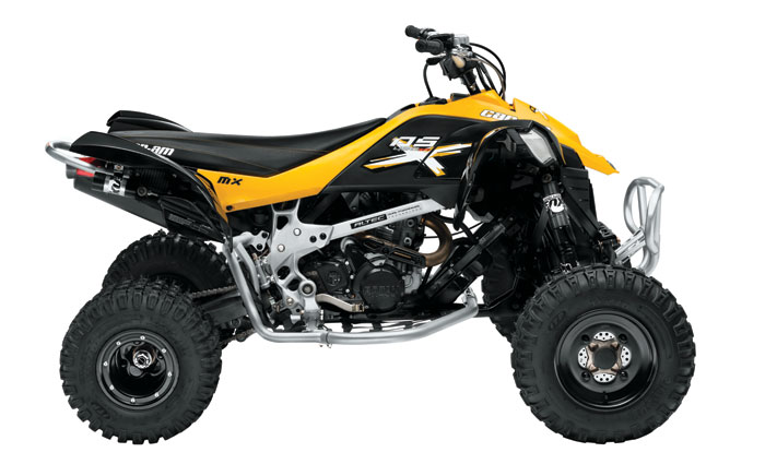 2013 Can-Am DS 450 Xmx