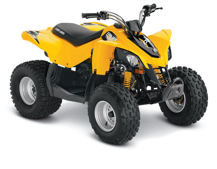 2013 Can-Am DS 70