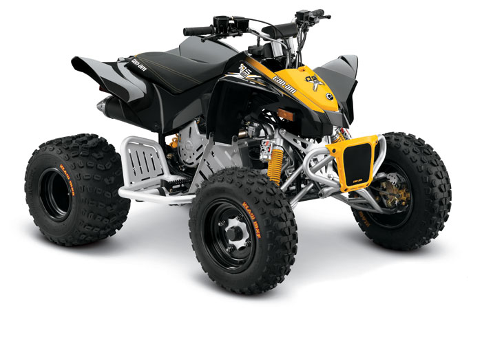 2013 Can-Am DS 90X