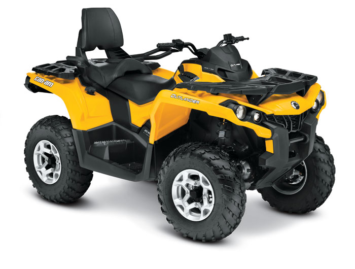 2013 Can-Am Outlander MAX DPS 650